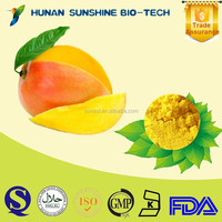Organic baking mango fruit powder for making yogurt