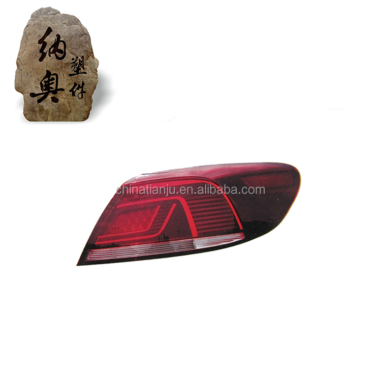 New arrival customized led auto bike taillight for vw cc 13'