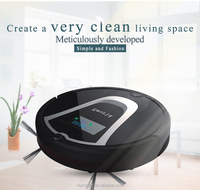 Planning type industrial vacuum cleaner robot /portable vacuum cleaner with good Cleaning brush