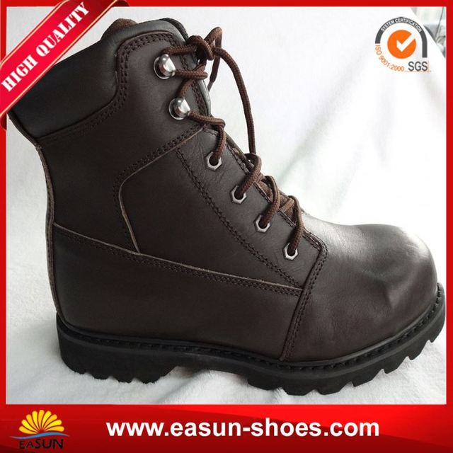 Wholesale Cheap Price Industrial Safety Shoes with Steel Toe and Genuine Leather