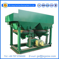 Gold and diamond mining jigger machine small jig concentrator