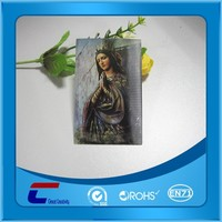 China factory customize jesus buddhism image 3d picture