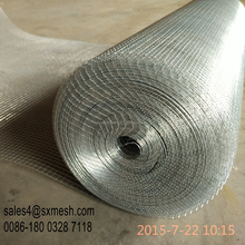"Weld Mesh Wire Fencing 36"" 1/2"" x 1/2"" 30m 19G For Rabbit/Poultry Pens Aviary , Wire Mesh Quail Cage , Iron Wire Mesh"