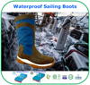 Best Quality Waterproof Leather Breathable Membrane Sailing Boots