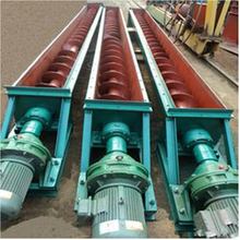 Factory price small screw conveyor for cement