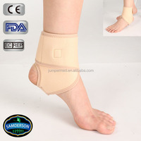Factory top quality Medical top quality medical beige neoprene women ankle wellies ankle brace