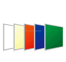 600x600 No Flickering RGB Super Slim Led Ceiling Panel Light