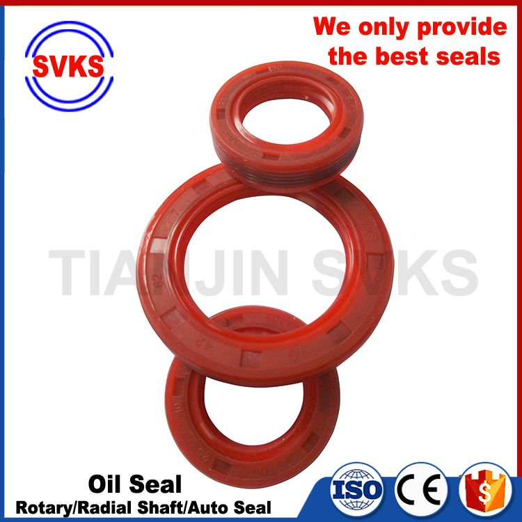High quality high tensile metal shaft seals