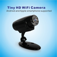 Battery Operated Hidden Mini WiFi IP Camera Security Camera