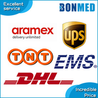 Reliable EMS/DHL/UPS air shipping Freight forwarder air shipping from china to worldwide