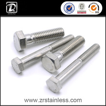 Astm a325 Stainless Steel Hex Bolts