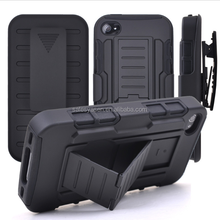 Rugged 3 in 1 Combo Phone Cases for iPhone 6,for iPhone 6s with Belt Clip Holster Stand Armor Case for iPhone 6 Shockproof Hard
