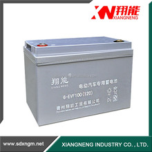 Manfacturer 12v car batteries for sale