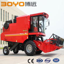 wheat cutting machines combine grain harvester with lower price