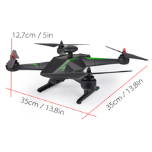 2017 hot sale RC136 model 2.4G Dual GPS 6-axis gyro rc quadcopter with camera