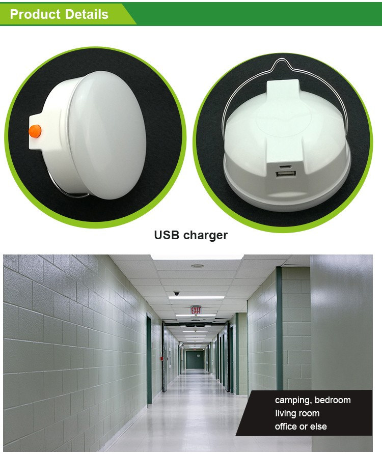 China wholesale cheap rechargeable led emergency light