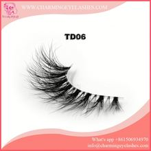 Mink strip 100% Eyelash Strip Lash