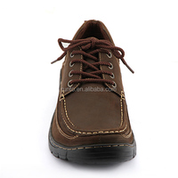 Guangzhou Runtoo customized men lace up hiking outdoor shoes for men