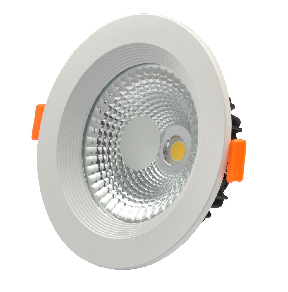 5W cut out 80mm cob led spot downlight white round recessed cob led ceiling spot light dimmable led ceiling downlight 5w