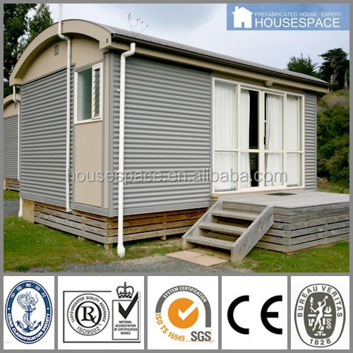 Nice Designed Luxury Customized Flat-pack Portable Log Cabin