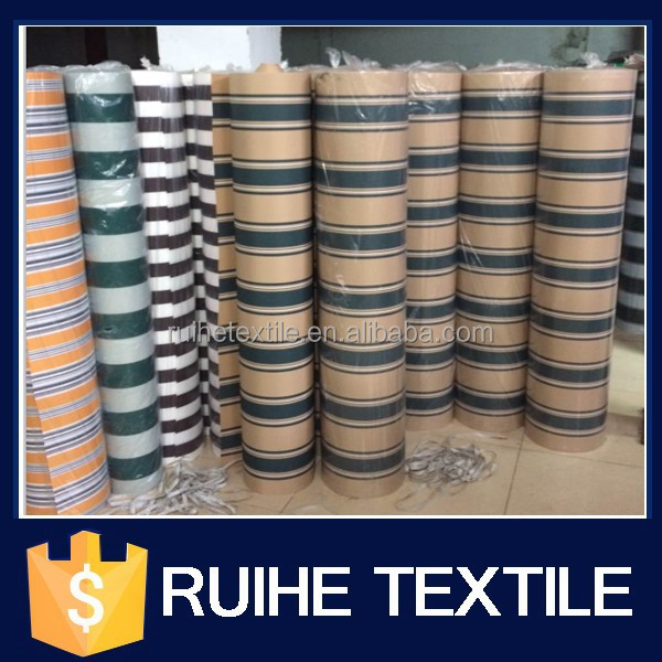 outdoor fabric stocklot for awnign tent canopy fabrics