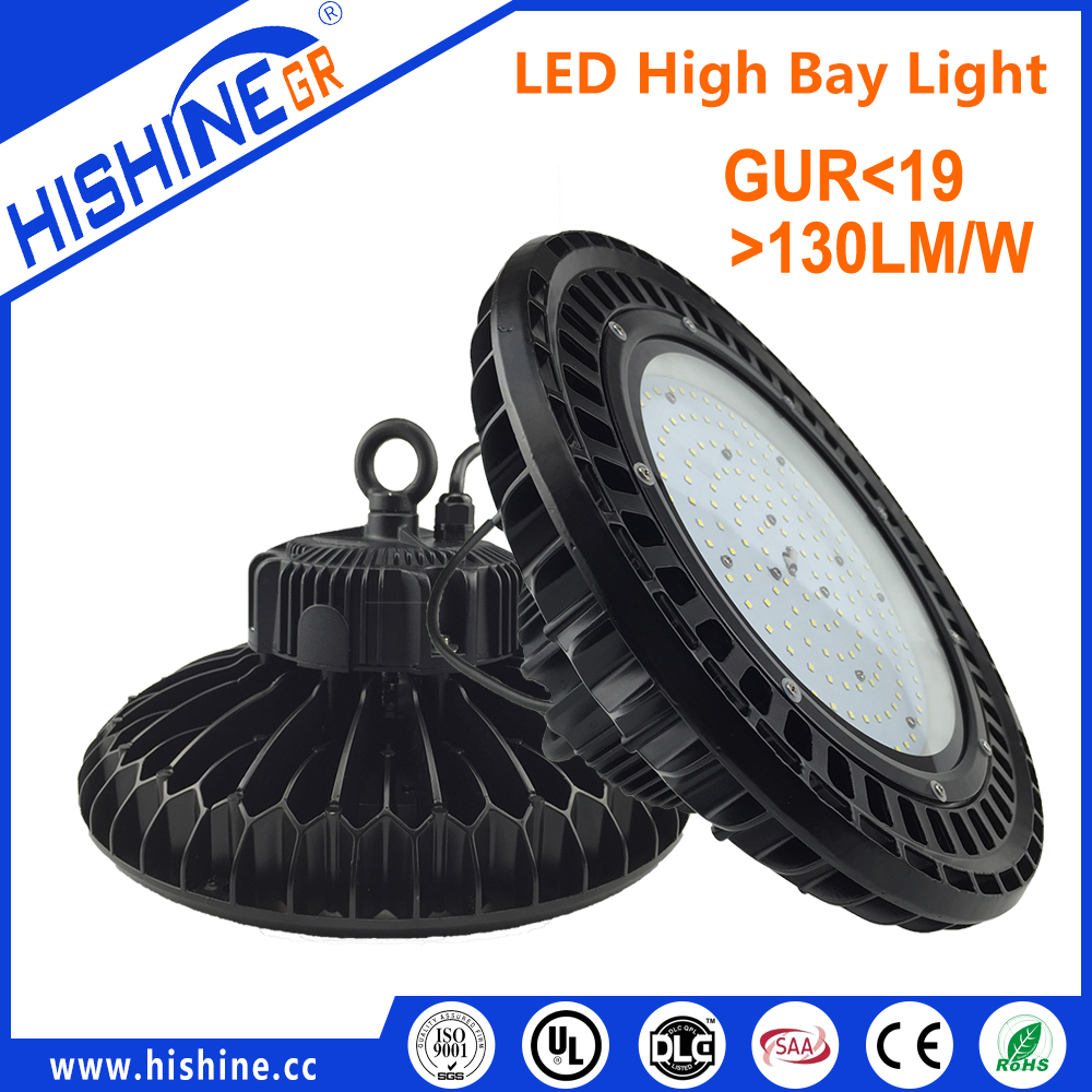 Dimmable Hot American 100w 150w 200w 300w 400w 500w Led, High Bay Heat Sink Led Light