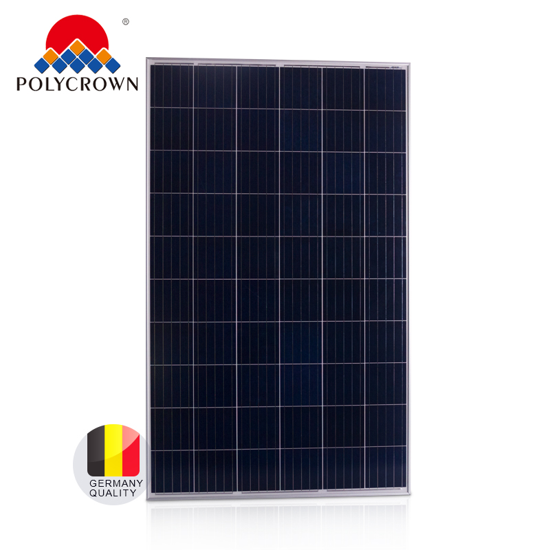 High Efficiency Solar Panel Made In China With TUV IEC ISO9001 Certificate - 260W <strong>Poly</strong>