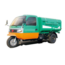 Quality-Assured motor tricycle for cargo for sale/garbage truck