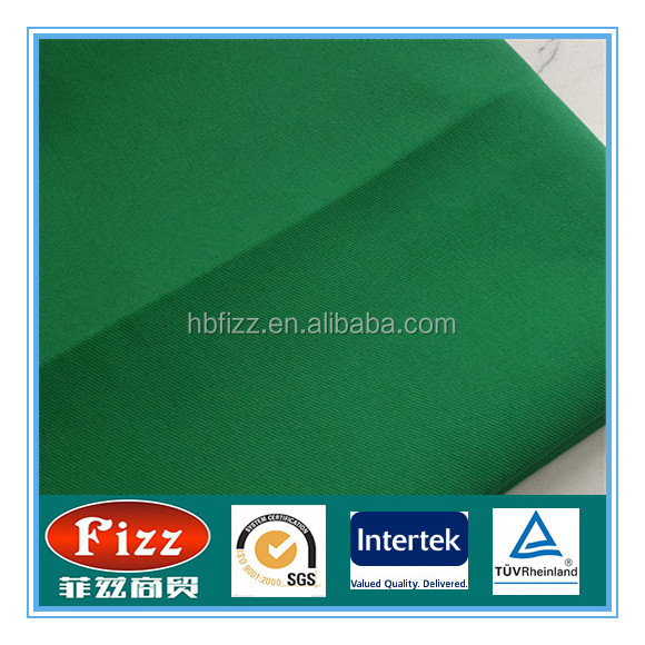 100 cotton dyed fabric for workwear twill/drill fabric big weight