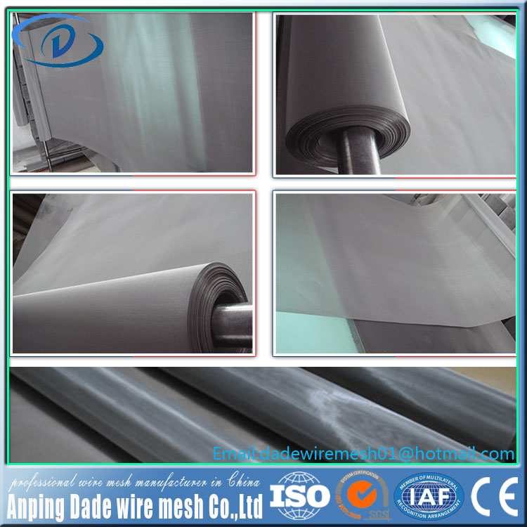 nitronic 60 /nickel alloy wire mesh