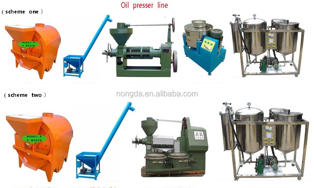 manual oil press /oil pressers
