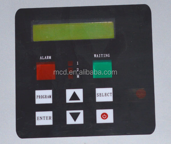 6 Zones Public Security Walkthrough Metal Detector used for airport, factory MCD-500A