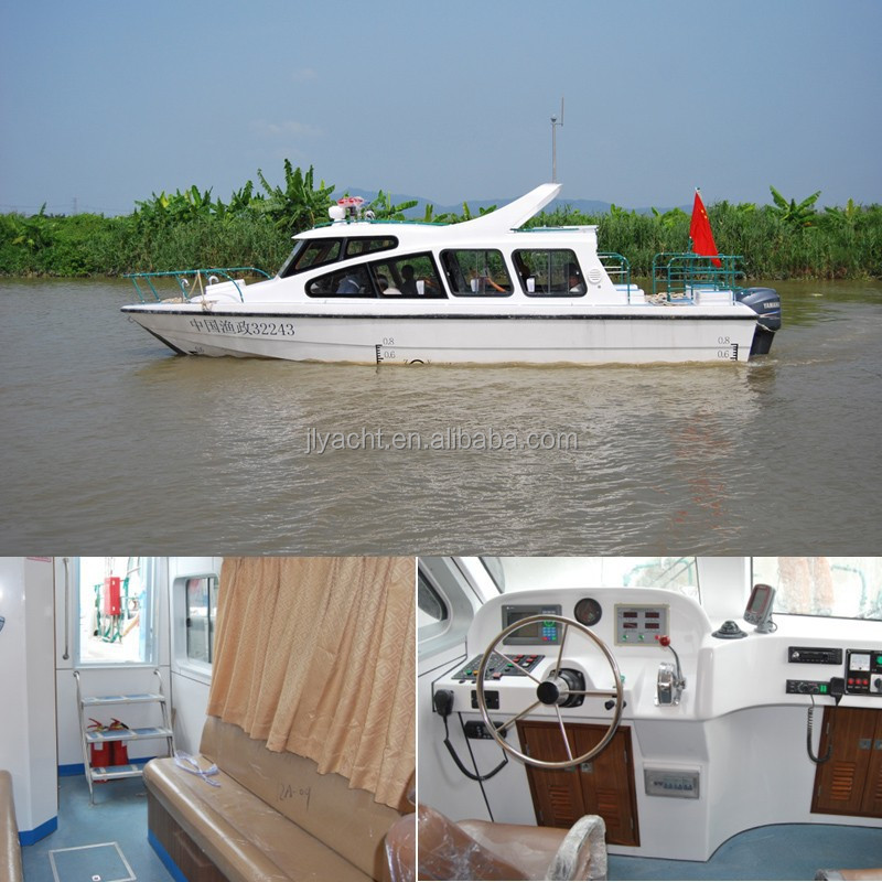 9.6m passenger ferry Water Taxi Vessel for sale