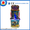 coin operated electronic indoor arcade shooting gun simulator game machine
