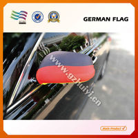 Shortest Delivery Time Cheap Germany Car Wing Mirror Cover Flags