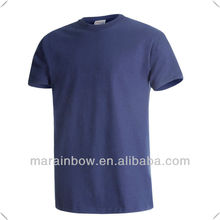 Promotional blank short sleeve cotton T Shirt