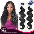 Elegant Hair! Factory Cheap virgin Brazilian hair ,Body Wave Hair