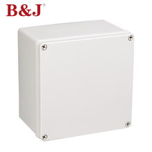B&J High Quality ABS Cover Terminal Box / Small Size Electrical Junction Box