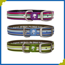 2017 Promotional Rubber Dog Collar pet collars from China manufacturer