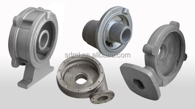 stailess steel precision casting 304