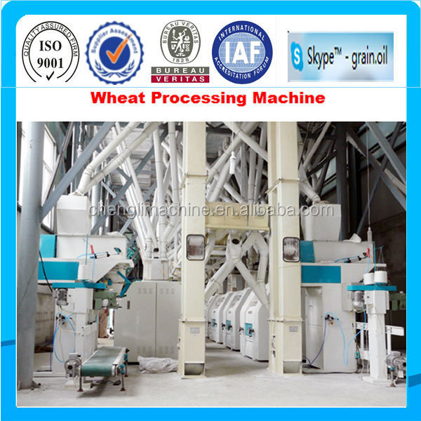 20-500T Per 24 hours ISO,BV certified automatic buckwheat flour milling machineries