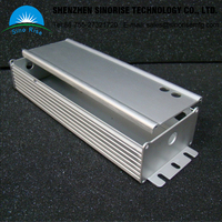 China suppliers High quality CNC machined aluminum enclosure aluminum case