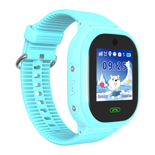 Newest smart baby camera sos emergency call kids 2g gps smart mobile phones watch for children