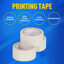 Good Adhesive Waterproof Bopp Clear Tape Hs Code For Sale