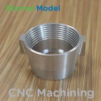 Custom high precision cnc machining part wholesale motorcycle spare parts include fabrication services china supplier