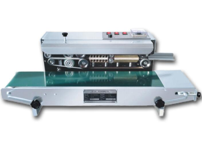 SF-150 Plastic Bags Sealing Machine,Band Sealer With Date Printing