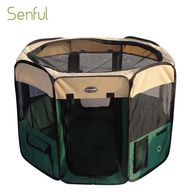 China Best Senful exercise play for dogs pen pet playpen