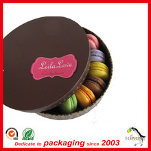 Toprint paper box design paper snack box sweet paper box packaging