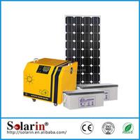 Portable plug and play solar panel system 1500w SHS24200