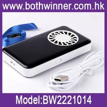 New hot selling products mini 3d fan ,h0tu5 usb mini portable hand held air conditioner for sale